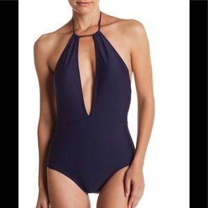 Ted Baker London - Navy Blue Swimsuit
